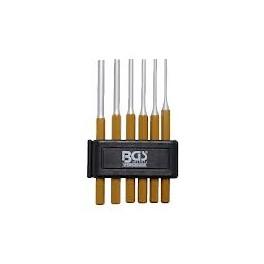Bgs technic  1651 Chasse goupilles 6 pièce 3à8mm