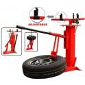 Démonte pneu à crémaillère - Auto / Moto