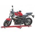 Range moto, chariot de déplacement moto scooter