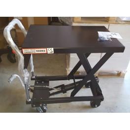 Chariot de manutention - Table élévatrice 500 Kgs