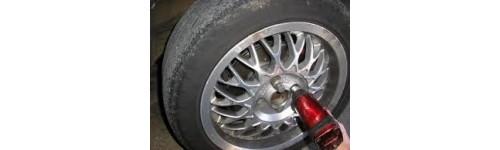 Démontage et contrôle de roues